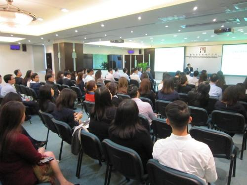 IPIM organises an integrity promotion seminar for the staff